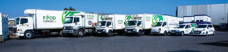 oodForward SA is the largest food distribution non-profit organisation in South Africa. Photo by FoodForward SA