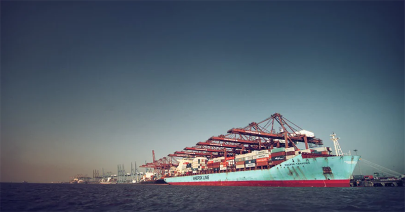 Photo by AP Moller Maersk