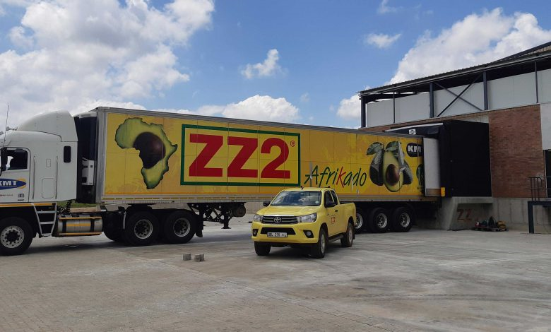 The facility floor plan design allows for minimum movement and handling of people and produce to ensure logistics costs are reduced. Image credit: ZZ2